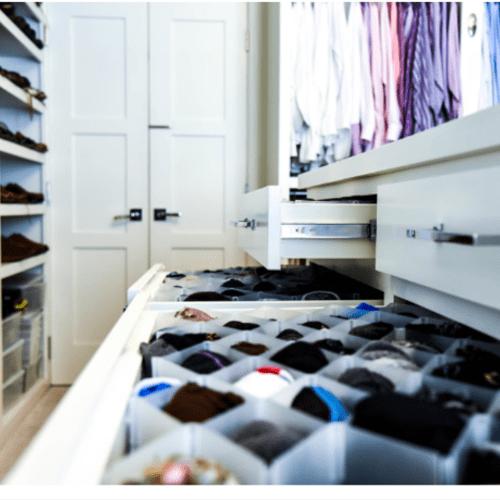 Client's closet