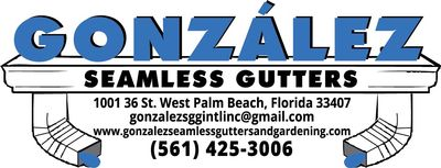 Avatar for Gonzalez Seamless Gutters West Palm Beach, FL Thumbtack