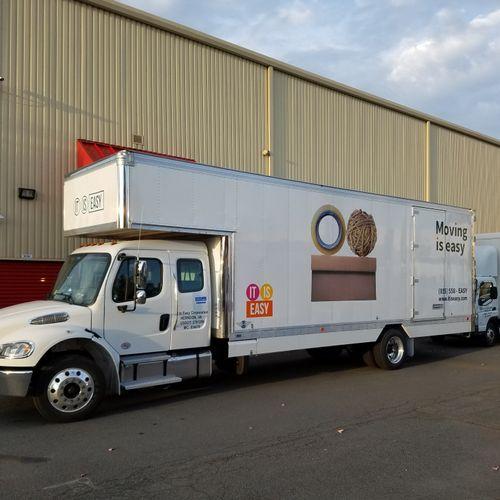 Moving is Easy trucks