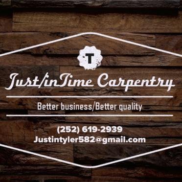 Avatar for JustIn/Time Carpentry