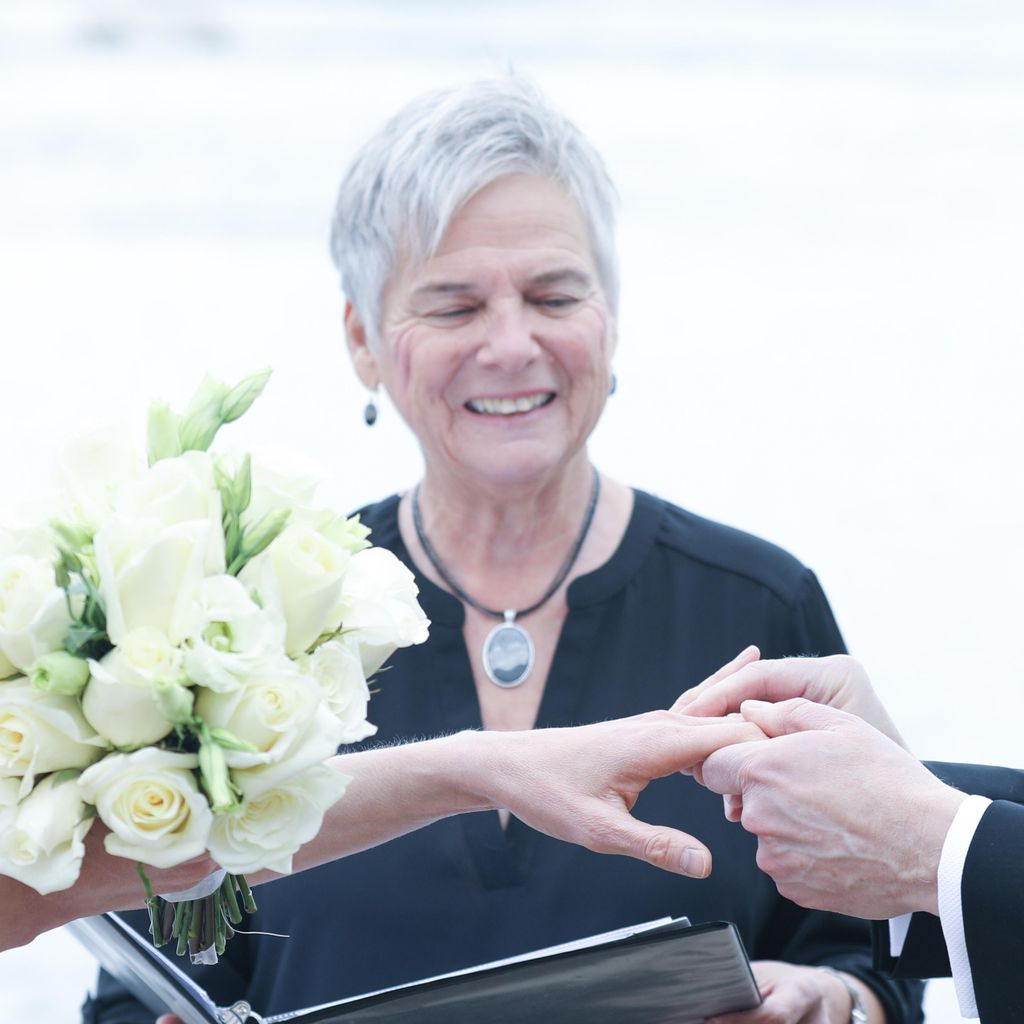 Weddings by Rev. Diane Hirsch