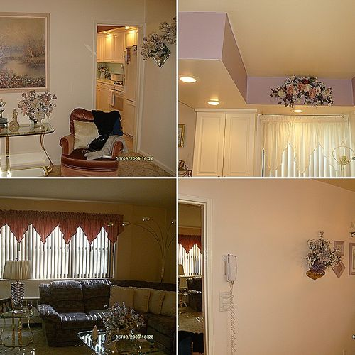 Repair and painting full co-op in Howard Beach - Decor by the owners