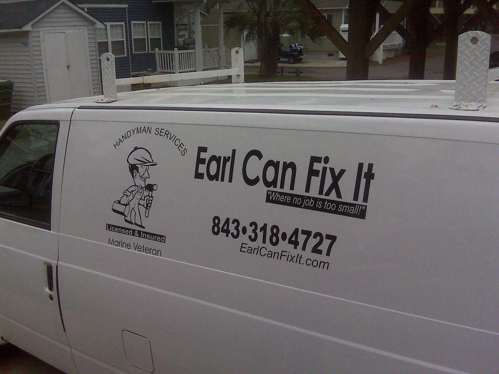 Earl Can Fix It