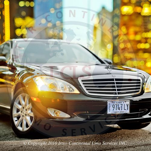 Mercedes-Benz Limo in Chicago. http://www.i-cls.com/fleet/mercedes_s550_chicago.html