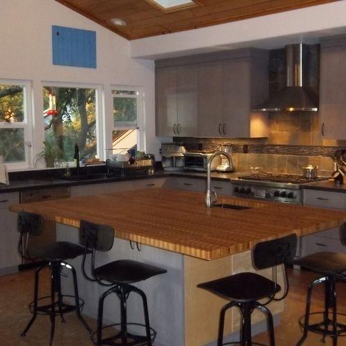 Kitchen renovation by mymajesticbuilder of Rohnert Park, CA