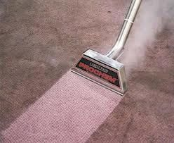 High heat requires less moisture and chemicals to flush contaminants out of your carpet.