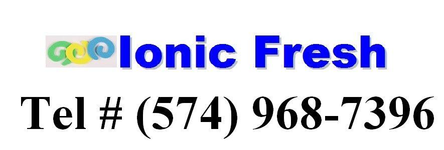 Ionic Fresh