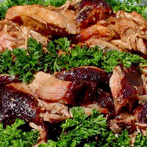 Succulent Pulled Pork