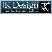 JK Design | Graphic Communicaitons - Logo for square format profile pics