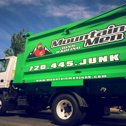 Call today! We haul all!