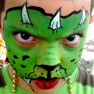 MonsterFace Painter Tampa Bay, FL