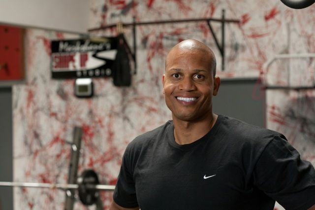 San Diego, CA. Shape Up Studio Personal Training