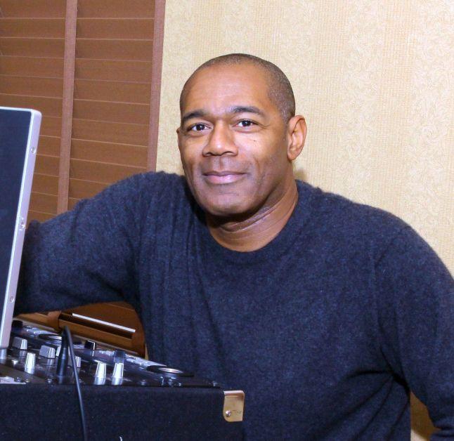 Latinobazaar Enterprises' DJ Earful