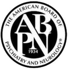 Member of The American Board of Psychiatry and Neurology