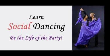 Learn the Art of Social Dancing