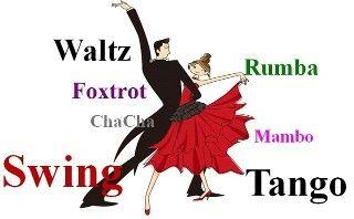 Ballroom Latin Swing
