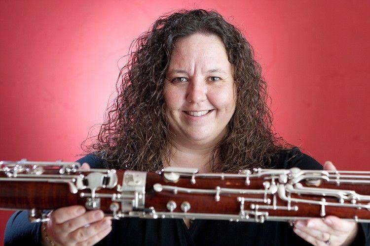 Cassandra Bendickson, Bassoonist