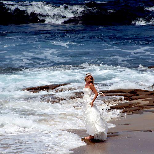 Wedding Photography - Beach Wedding