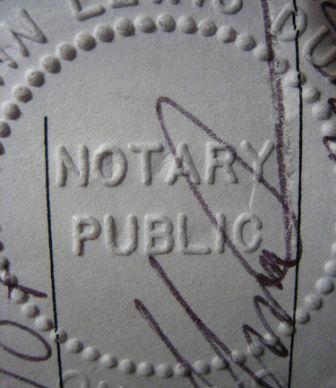 Mobile Notary Public | California Apostille