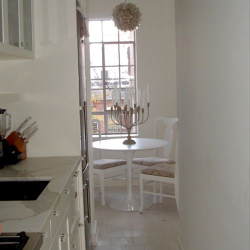 Renovated Kitchen and dining area