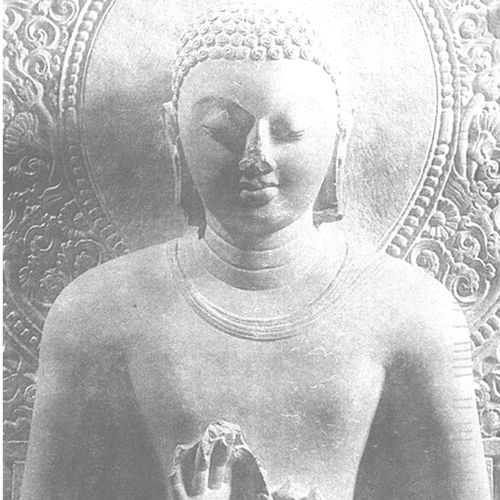 This image of Buddha symbolizes the eastern concept that for true personal development focus on the internal body is important.