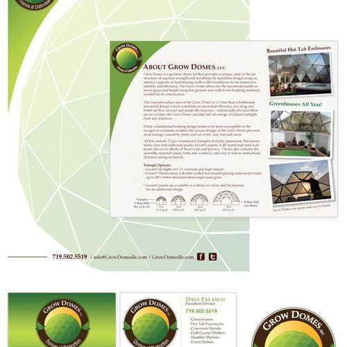 Grow Domes. Geodesic Greenhouses.