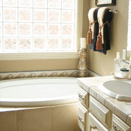 Modern Bathroom Sterling Virginia