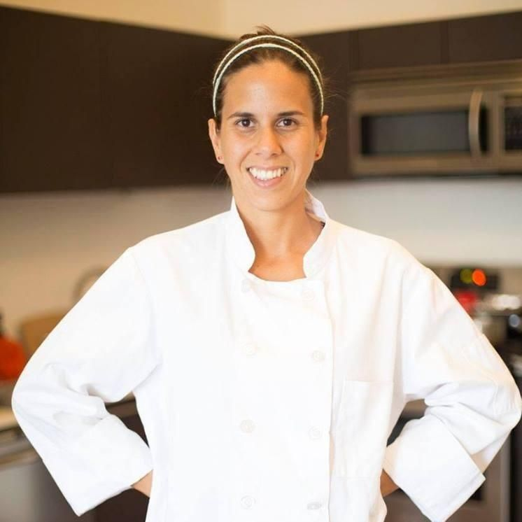 Chef Mariana Carvallo- The Rustic Palate