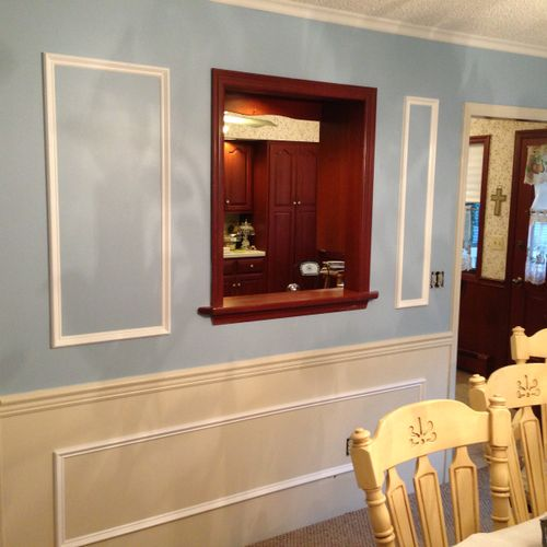 More wall frames