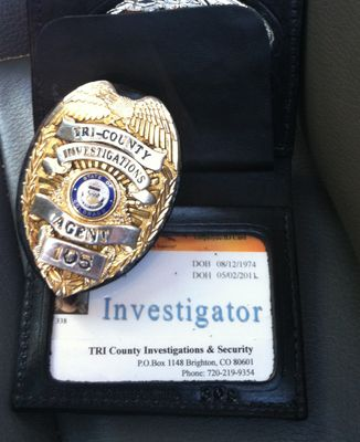Avatar for Tri County Investigations & Security Brighton, CO Thumbtack