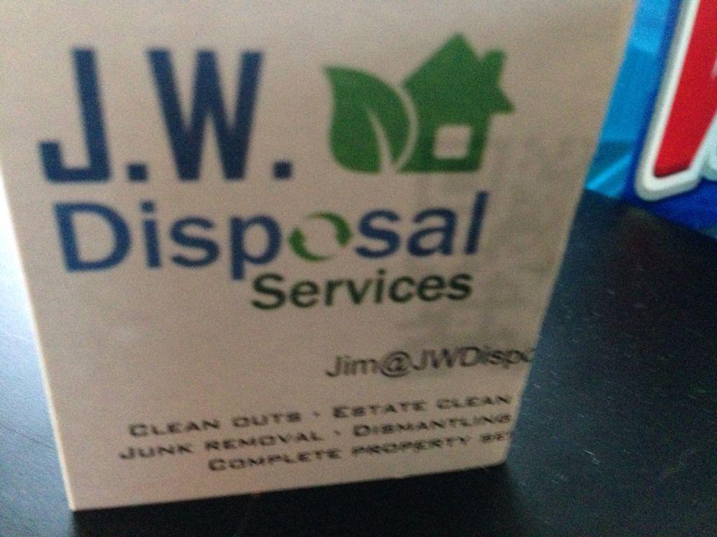 J.W. Disposal Services