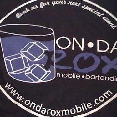 On Da Rox Mobile Bartending Service