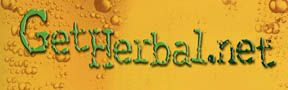 Logo and web site for Herballife distributor