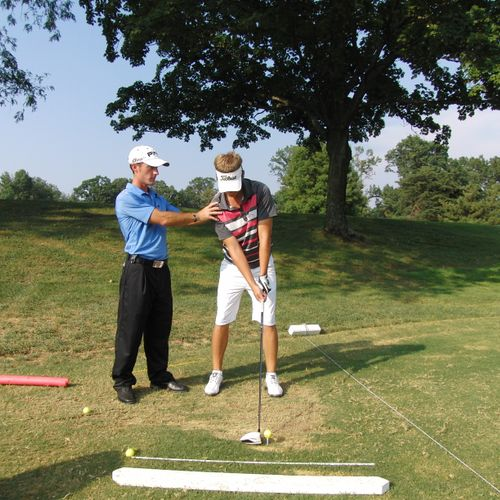 Golf Lessons in Northern Virginia by a top 5 instructor