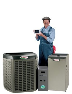 We deal Lennox, Airflo, Gooman, and all hydronic equipment.