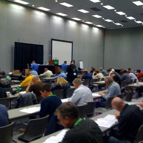We offer ACI Flatwork exams in both Kansas and Arkansas