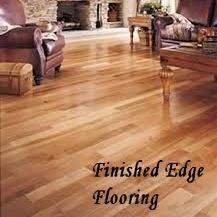 Finished Edge Flooring