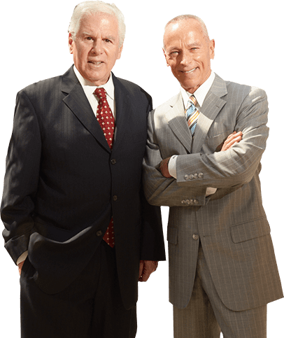 The partners, Alan Horwitz and Bruce Ingerman