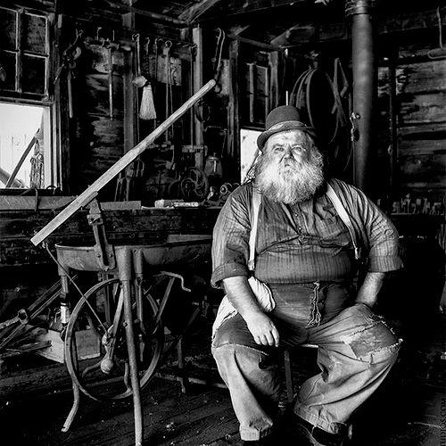 Portrait Photo taken in Wichita's Old Cowtown by JC Kirk of Old 81 Studios