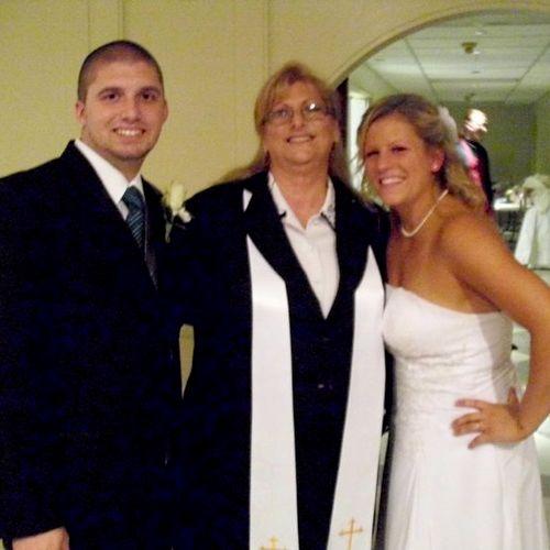 Holy Angels Wedding