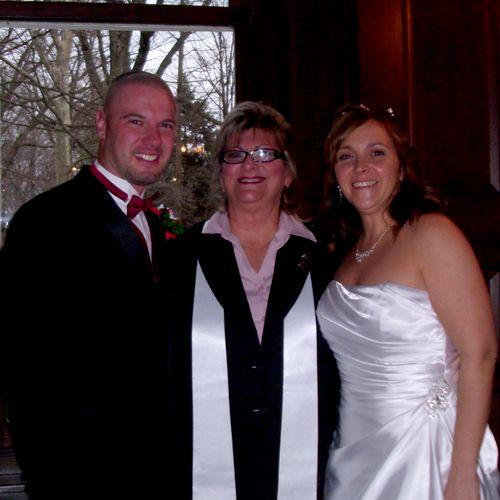 Bellevue Mansion Wedding