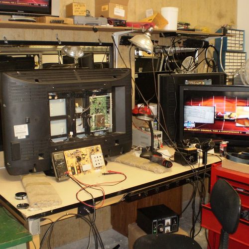 Absolutely The Best Available For The Repair Of Your Big Screen, DLP, LCD or Plasma Television