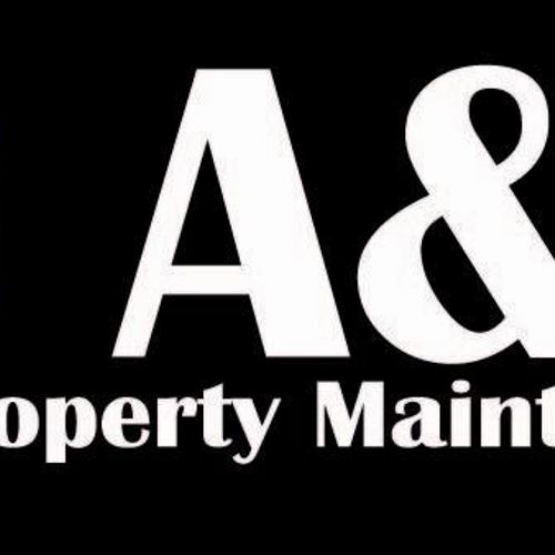 A & D Property Maintenance Logo
