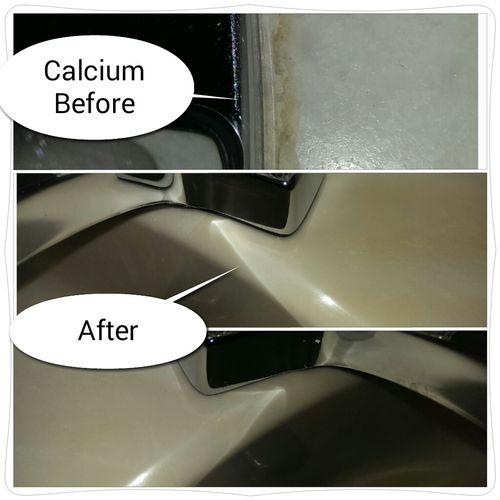 Calcium Removal