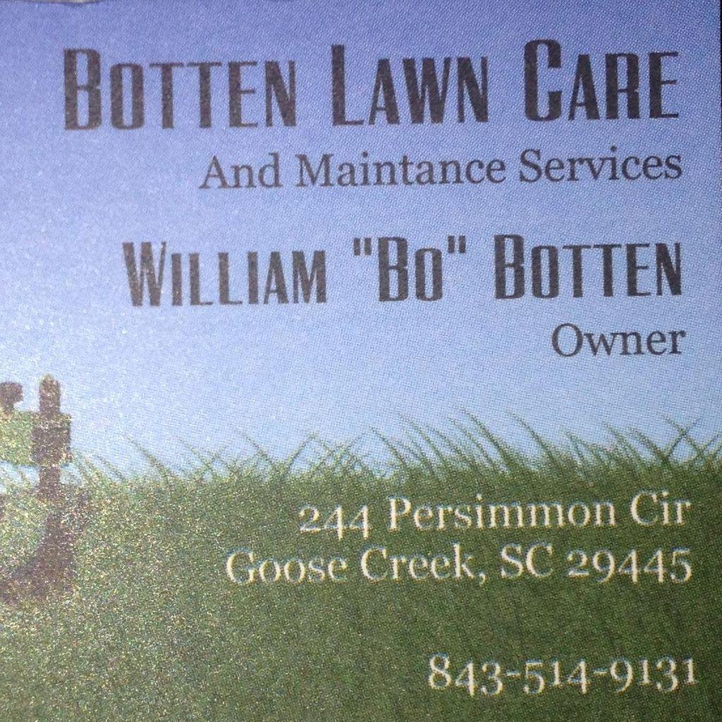 Botten Lawn Care