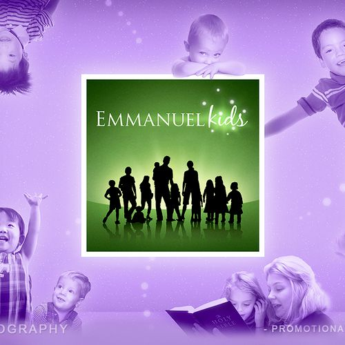 Children's Ministry Promotional Event Poster