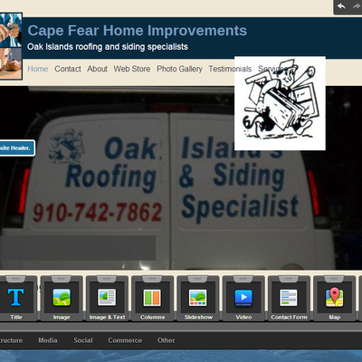 Avatar for Cape Fear Home Improvements, Inc.