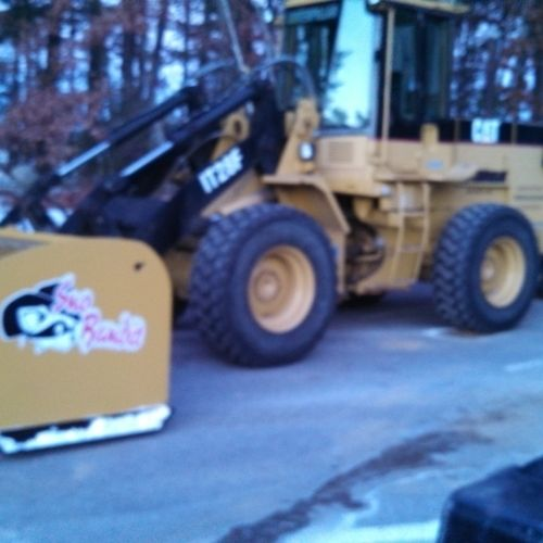 Cat Loader and pusher