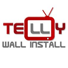 Telly Wall Install
