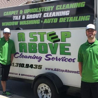 A Step Above Cleaning Services Wildomar, CA Thumbtack